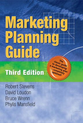Marketing Planning Guide: 3rd Edition (Paperback) book cover