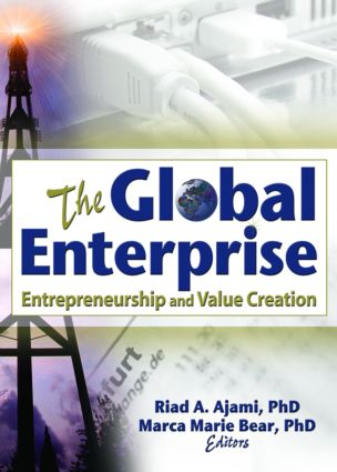 The Global Enterprise: Entrepreneurship and Value Creation (Paperback) book cover