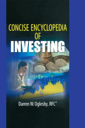 Concise Encyclopedia of Investing (Paperback) book cover
