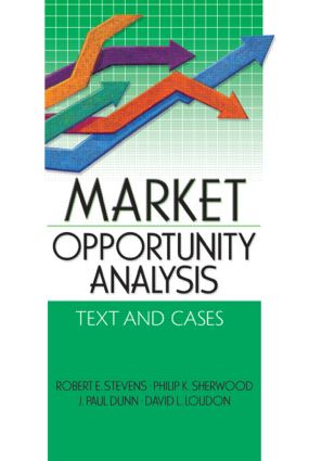 Market Opportunity Analysis: Text and Cases (Paperback) book cover