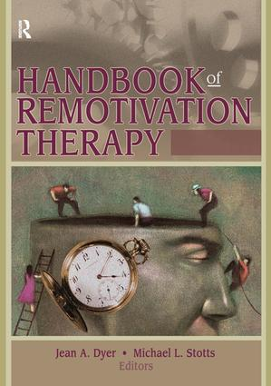 Handbook of Remotivation Therapy: 1st Edition (Paperback) book cover