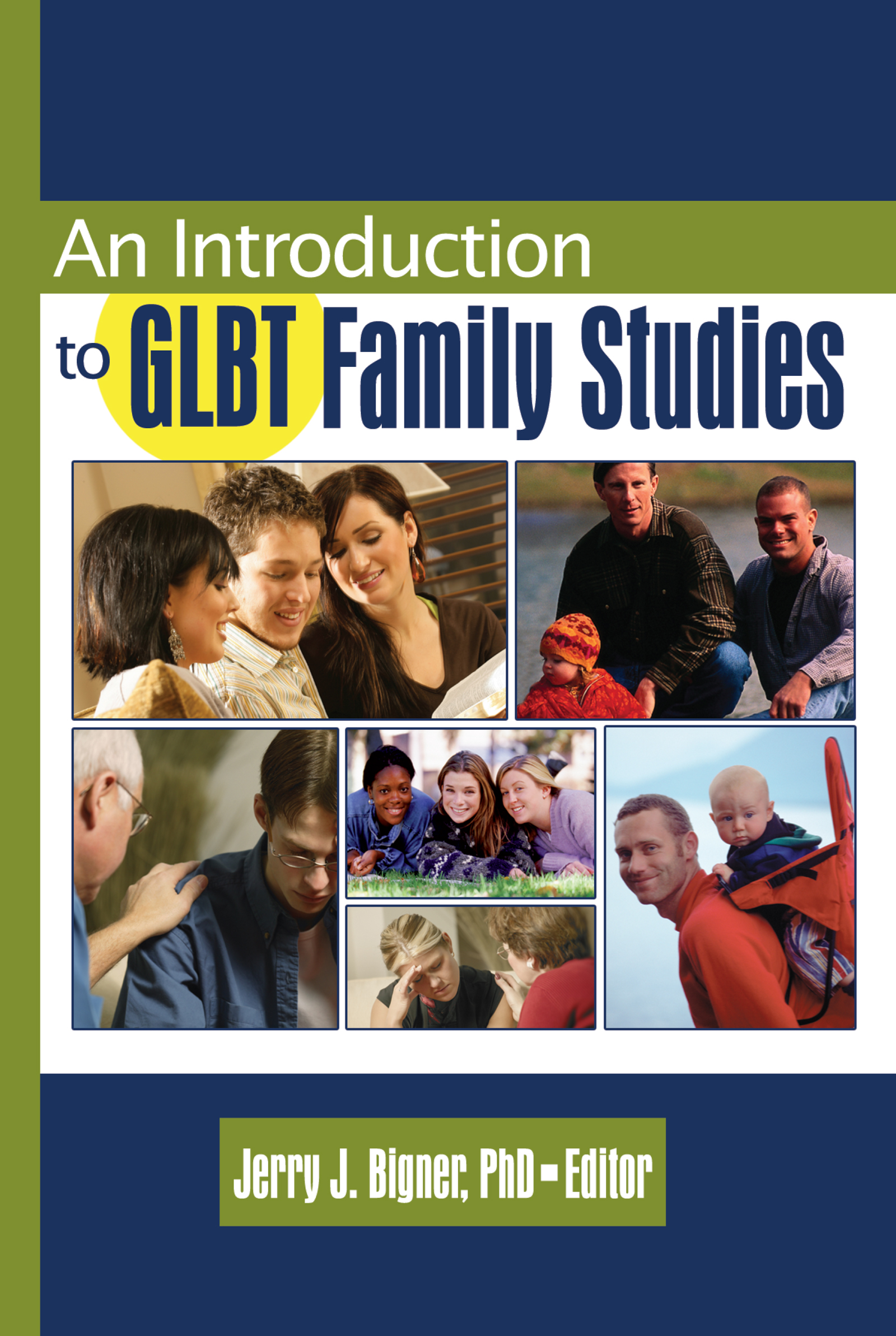 An Introduction to GLBT Family Studies: 1st Edition (Hardback) book cover