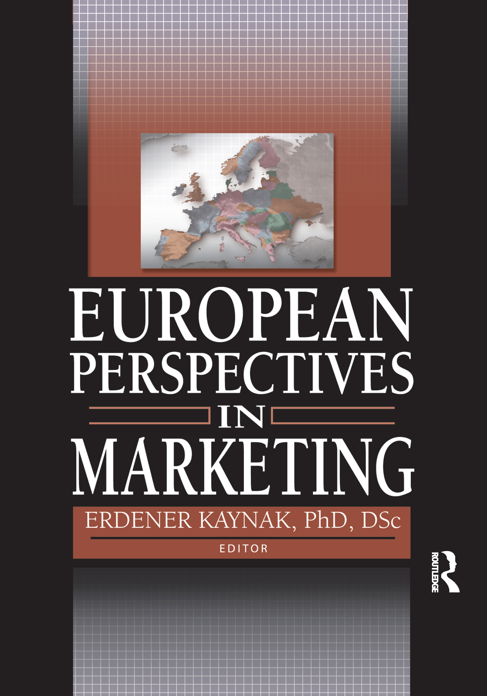 European Perspectives in Marketing (Paperback) book cover