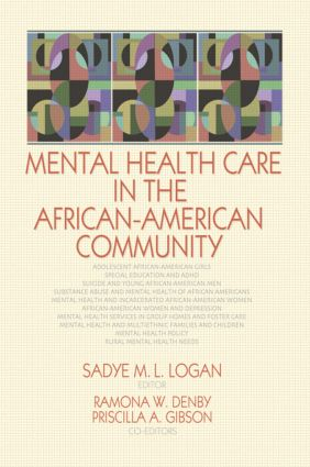 Mental Health Care in the African-American Community (Paperback) book cover
