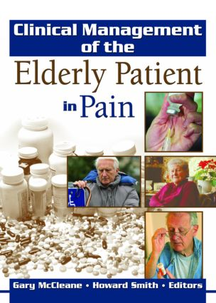 Clinical Management of the Elderly Patient in Pain (e-Book) book cover