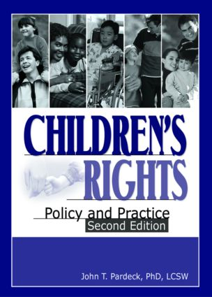 Children's Rights: Policy and Practice, Second Edition book cover