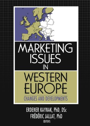 Marketing Issues in Western Europe: Changes and Developments (Paperback) book cover