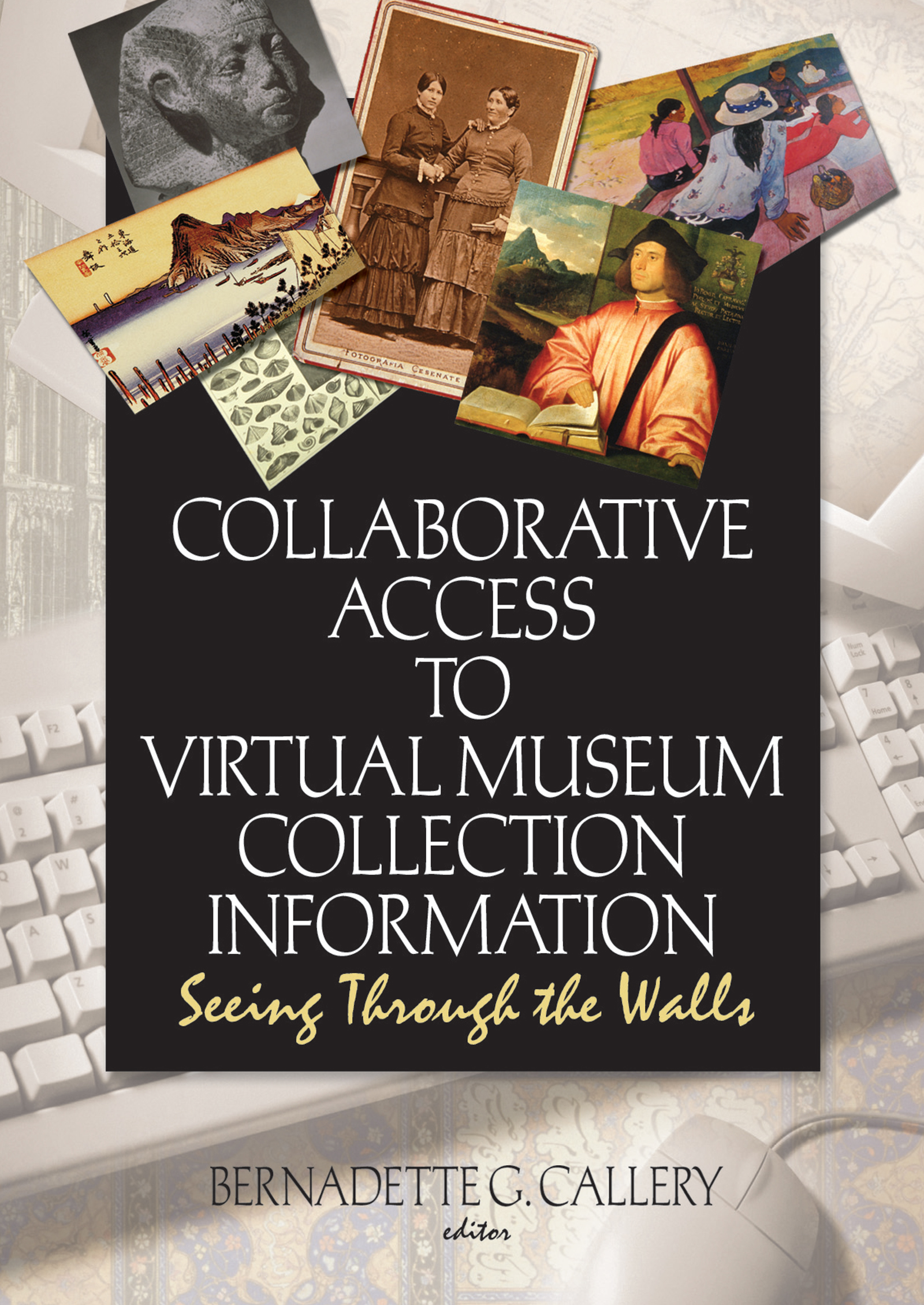 Collaborative Access to Virtual Museum Collection Information: Seeing Through the Walls book cover