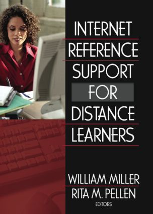 Internet Reference Support for Distance Learners: 1st Edition (Paperback) book cover