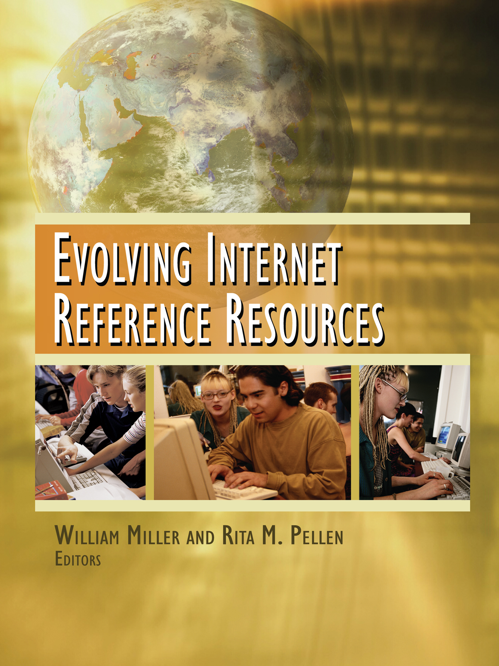 Evolving Internet Reference Resources: 1st Edition (Paperback) book cover