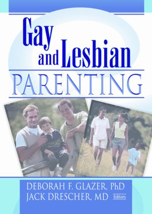 Gay and Lesbian Parenting: New Directions, 1st Edition (Paperback) book cover