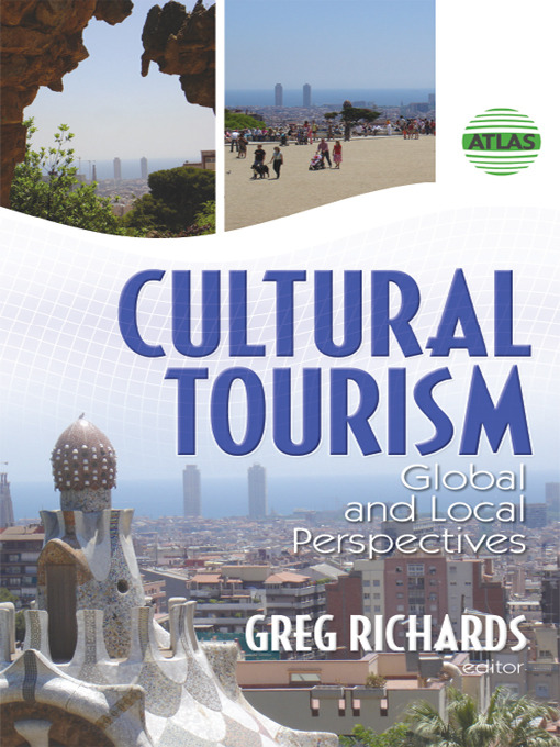 Cultural Tourism: Global and Local Perspectives (e-Book) book cover