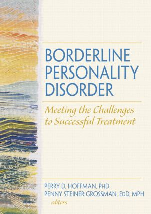 Borderline Personality Disorder: Meeting the Challenges to Successful Treatment, 1st Edition (Paperback) book cover