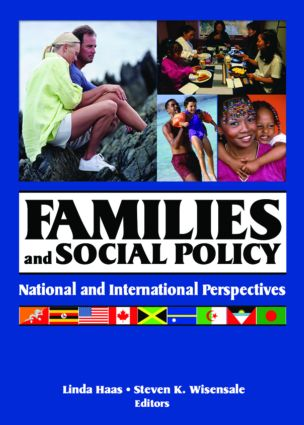 Families and Social Policy: National and International Perspectives, 1st Edition (Paperback) book cover