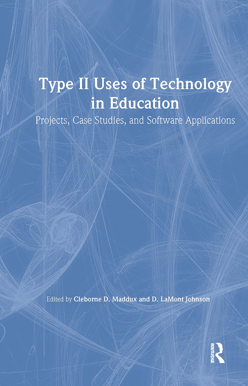 Typology of ICT Implementation and Technology Applications