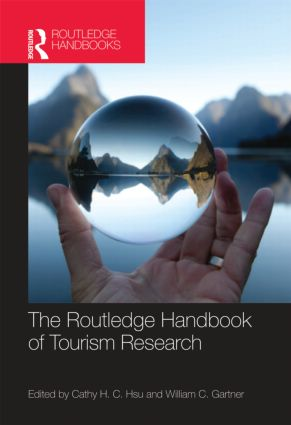 The Routledge Handbook of Tourism Research (Hardback) book cover