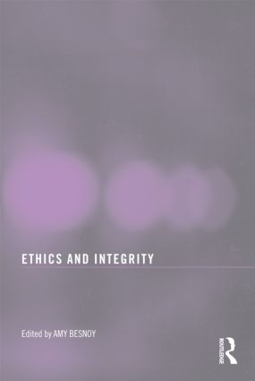 Ethics And Integrity In Libraries (Paperback) book cover