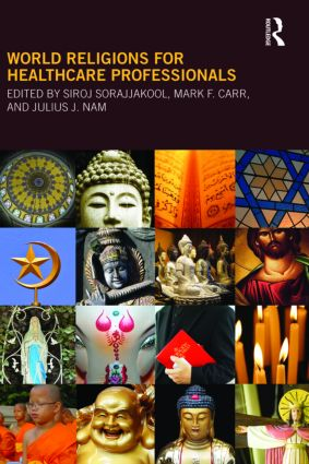 World Religions for Healthcare Professionals (Paperback) book cover