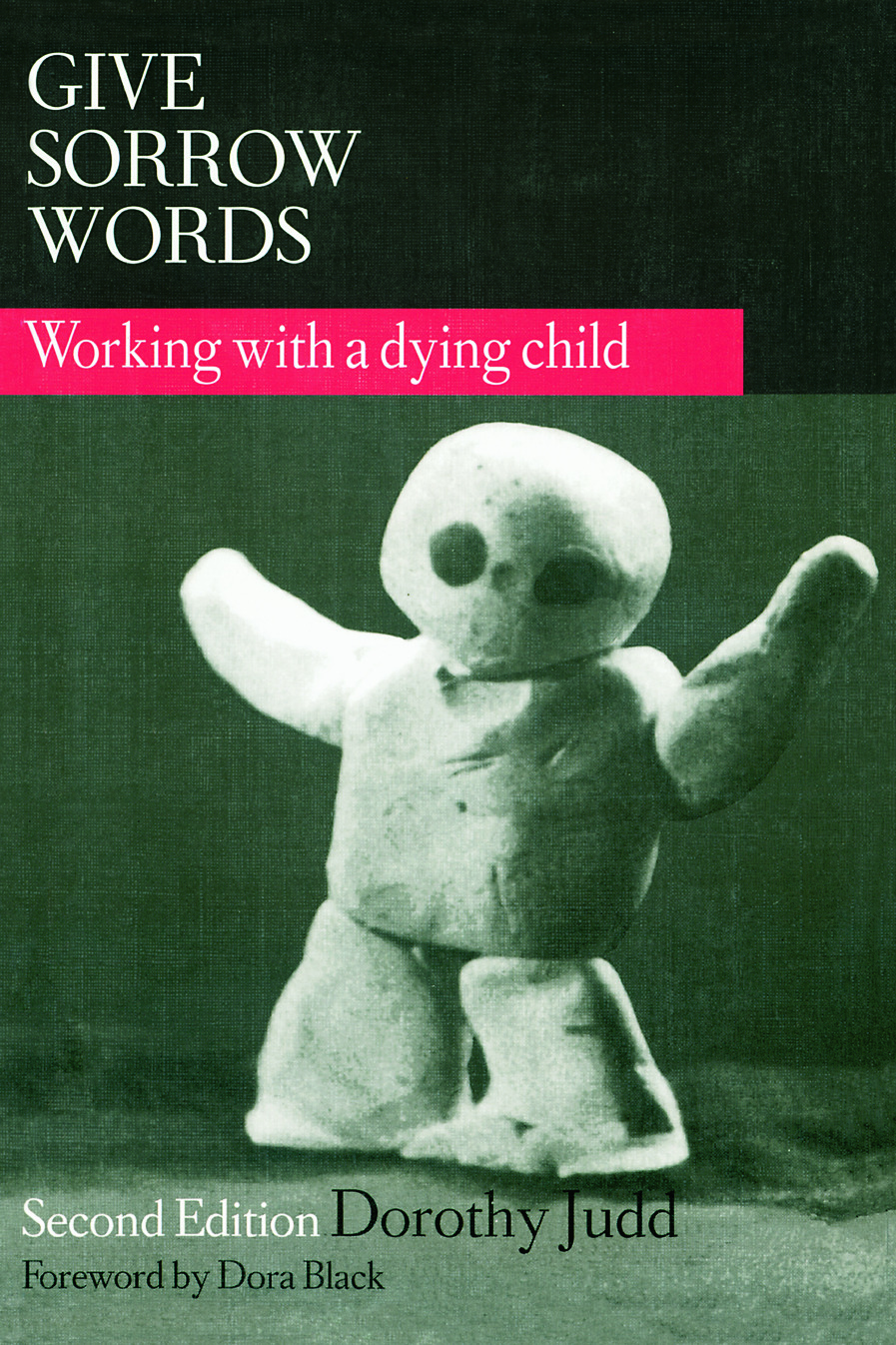 Give Sorrow Words: Working With a Dying Child, Second Edition, 1st Edition (Paperback) book cover