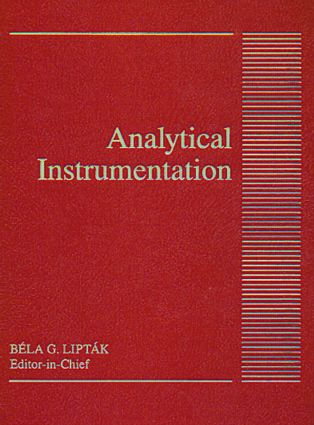 Analytical Instrumentation: 1st Edition (Hardback) book cover