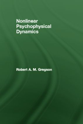 Nonlinear Psychophysical Dynamics: 1st Edition (Paperback) book cover
