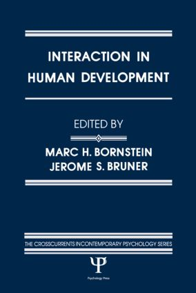 Interaction in Human Development (Hardback) book cover