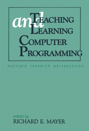Teaching and Learning Computer Programming: Multiple Research Perspectives (Hardback) book cover