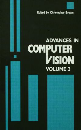 Advances in Computer Vision: Volume 2 (Hardback) book cover