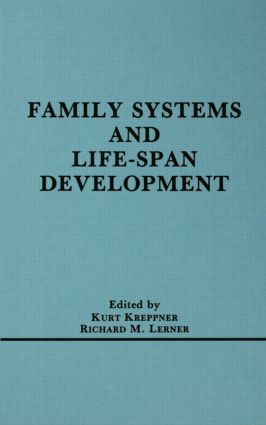 Family Systems and Life-span Development (Hardback) book cover