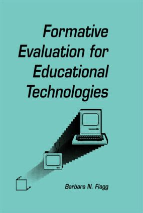 formative Evaluation for Educational Technologies book cover
