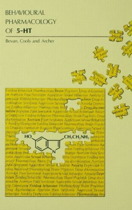 Behavioral Pharmacology of 5-ht: 1st Edition (Paperback) book cover