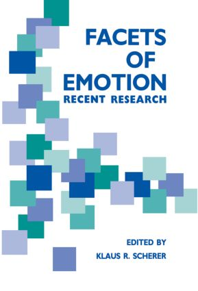 Facets of Emotion: Recent Research (Paperback) book cover