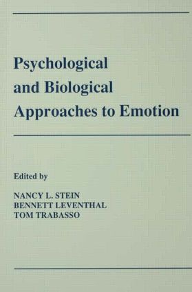Psychological and Biological Approaches To Emotion (Paperback) book cover