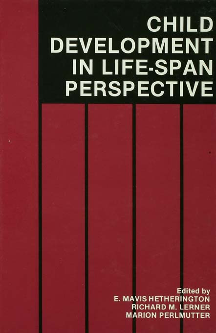 Child Development in a Life-Span Perspective (Paperback) book cover