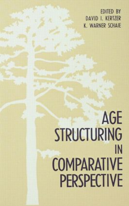 Age Structuring in Comparative Perspective: 1st Edition (Paperback) book cover
