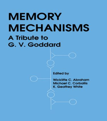 Memory Mechanisms: A Tribute To G.v. Goddard (Paperback) book cover