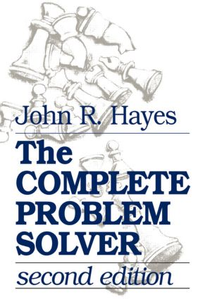 The Complete Problem Solver: 2nd Edition (Paperback) book cover
