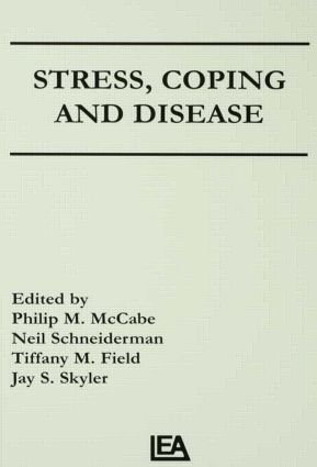 Stress, Coping, and Disease (Hardback) book cover