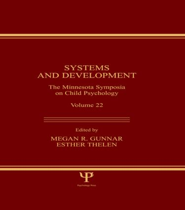 Systems and Development: The Minnesota Symposia on Child Psychology, Volume 22, 1st Edition (Hardback) book cover