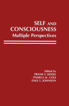Self and Consciousness: Multiple Perspectives (Hardback) book cover