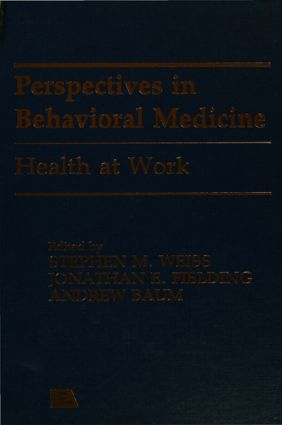 Health at Work (Hardback) book cover