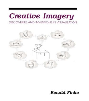 Creative Imagery: Discoveries and inventions in Visualization (Hardback) book cover