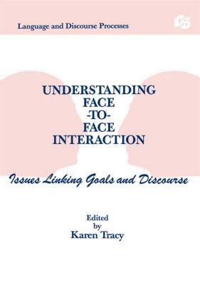 Understanding Face-to-face Interaction