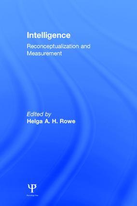 Intelligence, Economics, and Schooling: Kevin Harris