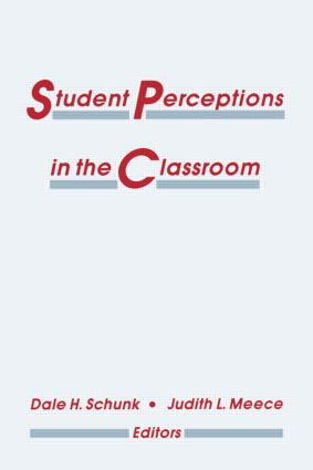 Student Perceptions in the Classroom (Paperback) book cover