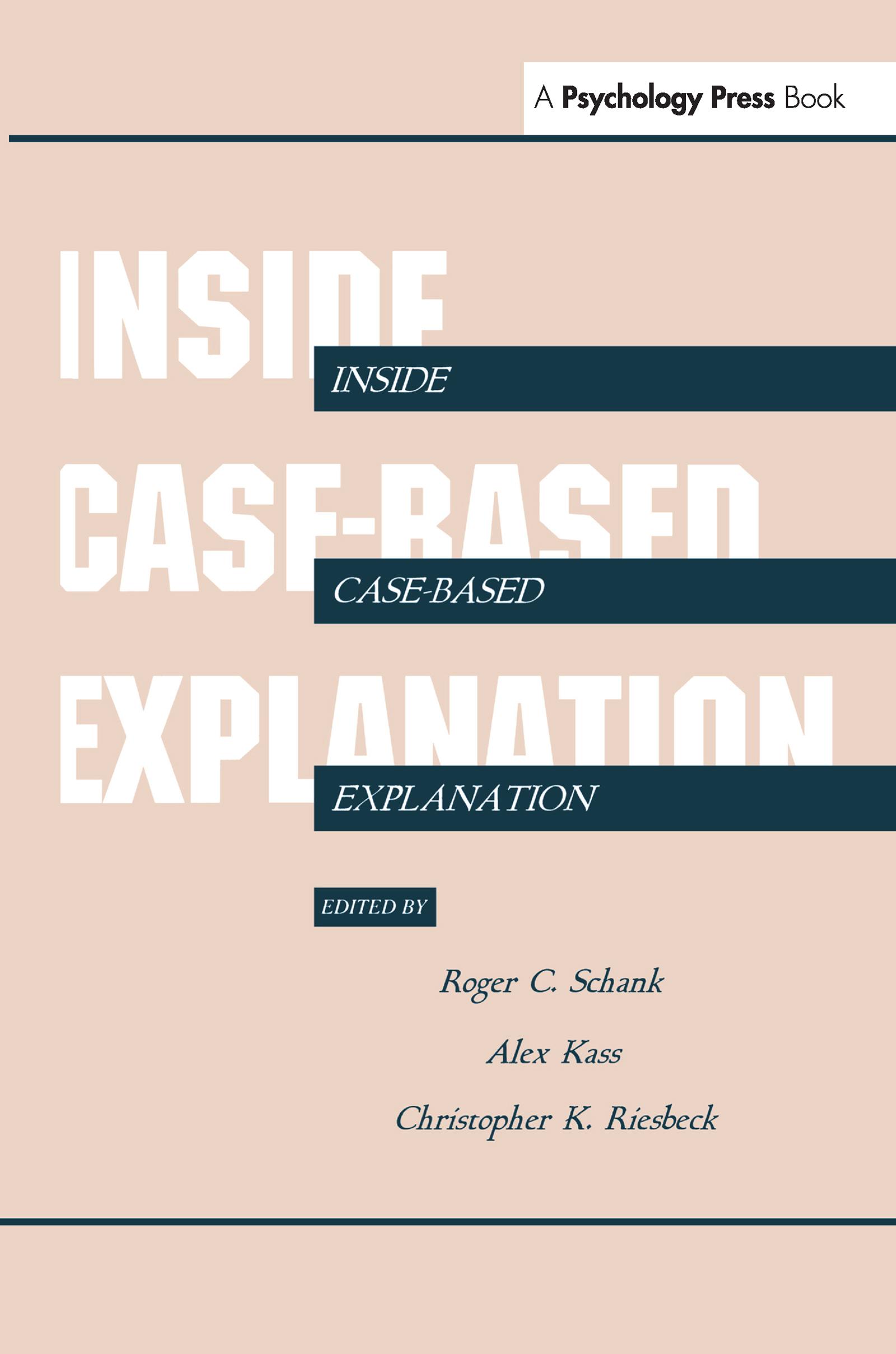 Inside Case-Based Explanation