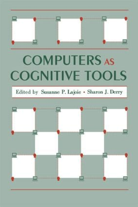 Computers As Cognitive Tools (Paperback) book cover