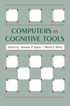 Computers As Cognitive Tools: 1st Edition (Paperback) book cover