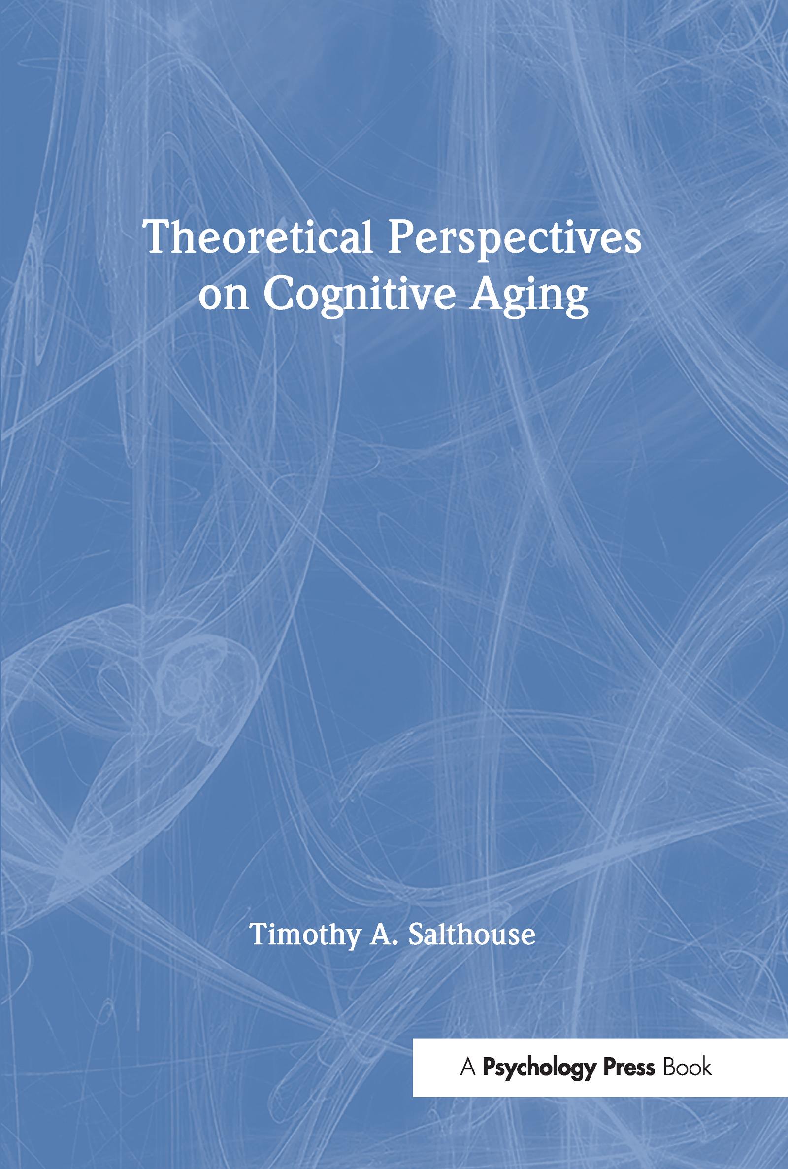 Theoretical Perspectives on Cognitive Aging (Paperback) book cover