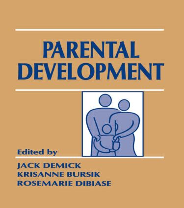 Parental Development (Hardback) book cover